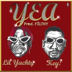 Instrumental: Lil Yachty - Yea Ft Key